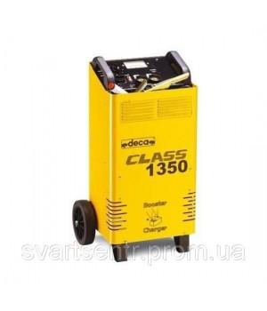 Пуско-зарядное устройство DECA CLASS BOOSTER 1350 (230/400 В) 12/24 В, 100 А, старт 1350 А