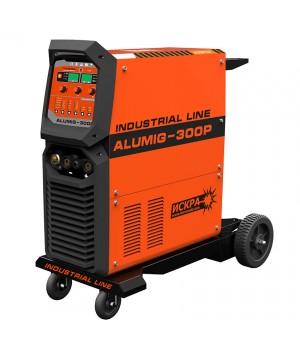 Сварочный аппарат Искра Industrial Line ALUMIG-300P