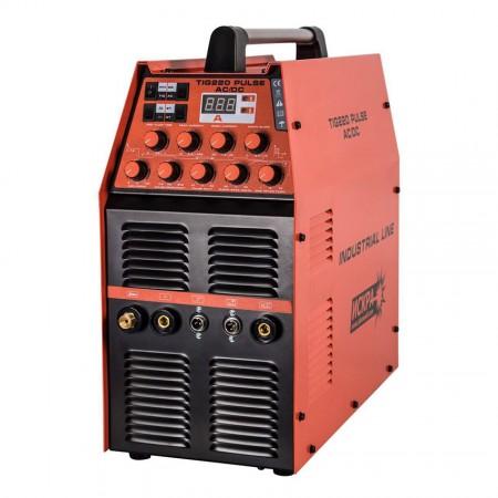 Аргонодуговой Сварочный аппарат Искра Industrial Line TIG 220 Pulse AC/DC