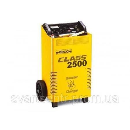 Пуско-зарядное устройство DECA CLASS BOOSTER 2500 (230/400 В) 12/24 В, 180 А, старт 2500 А