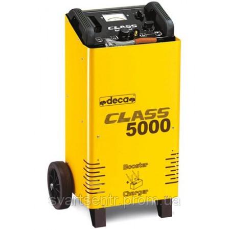 Пуско-зарядное устройство DECA CLASS BOOSTER 5000Е 12/24 В