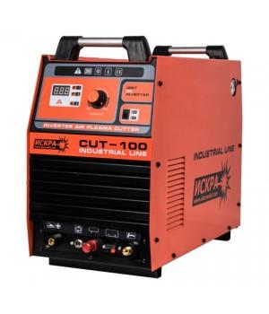Установка воздушно-плазменной резки Искра Industrial Line CUT-100