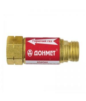 Клапан  огнепреградительный КОГ Донмет