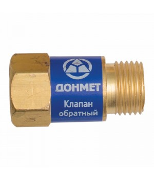 Клапан обратный ОБК Донмет