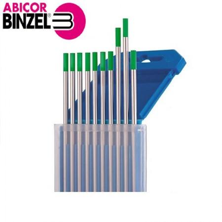 Вольфрамовый электрод WP 1.6x175 мм (зеленый) Abicor Binzel