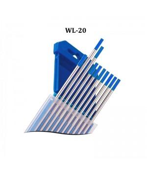 Вольфрамовый электрод WL-20 1,0×175 мм (Небесно-голубой)