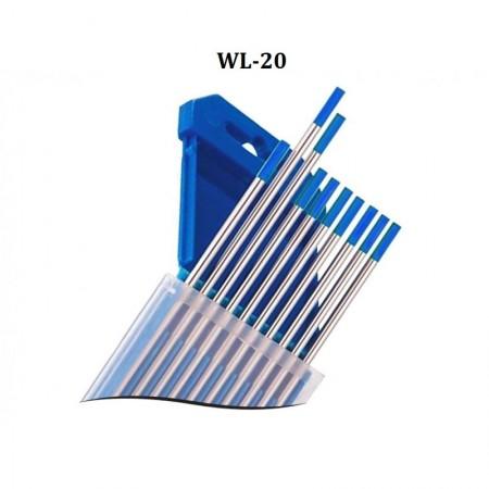 Вольфрамовый электрод WL-20 1.6×175 мм (Небесно-голубой)