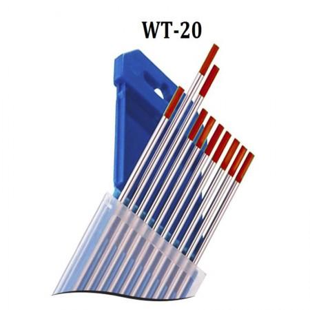 Вольфрамовый электрод WT-20 1.6×175 мм (Красный)