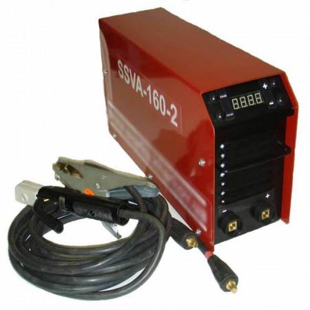 Сварочный инвертор SSVA-160-2Т (+WIG/TIG) аргон с осцилятором
