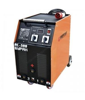 Сварочный выпрямитель ВС-500 Буран