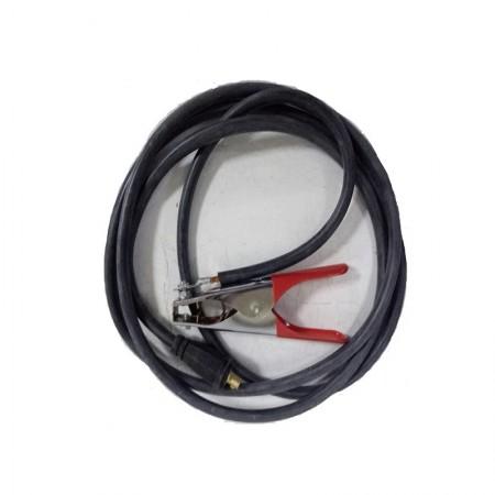 Зажим массы с кабелем КГ 1×16 (Комплект 2м)
