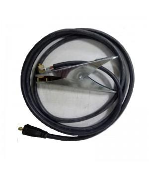Зажим массы МК 200 с кабелем в комплекте КГ 1x16, 2м