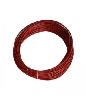 Подающий канал тефлоновый (красный) 2.0/4.0 (50 м.п)