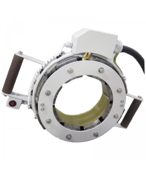 Индукционный нагреватель для снятия внутренних  и лабиринтных колец подшипников УИН-100